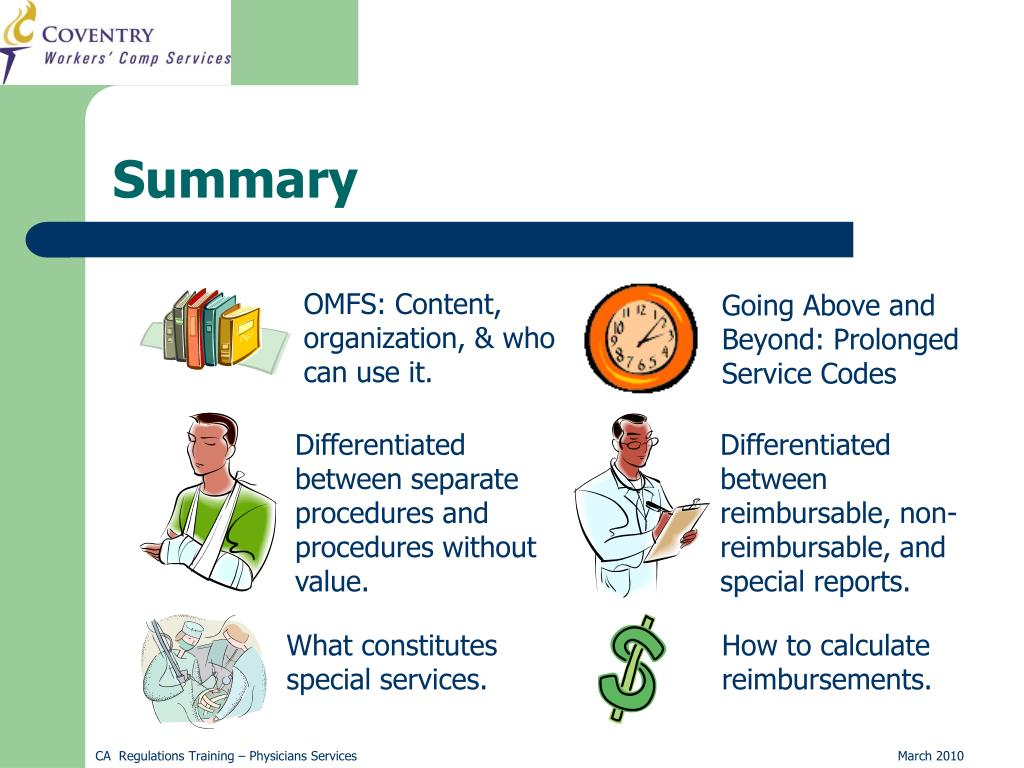 OMFS: Content,  organization, & who can use it.