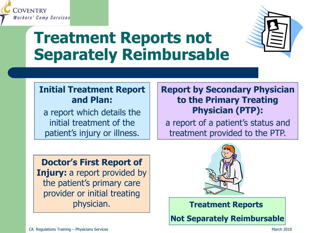 Treatment Reports