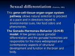 sexual differentiation naftolin 1981