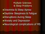 multiple sclerosis sleep problems8
