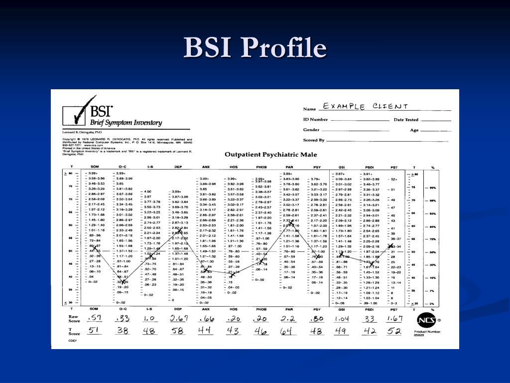 BSI Profile
