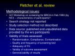 fletcher et al review52