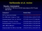 kerlikowske et al review56