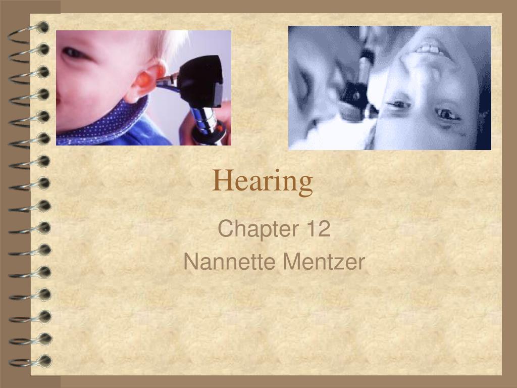 hearing l.