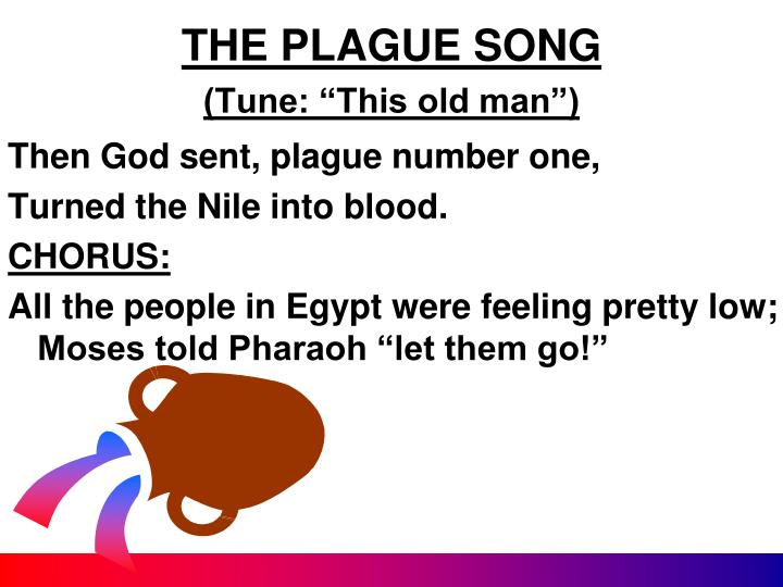 the plague song tune this old man n.