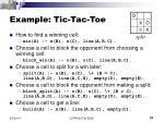 example tic tac toe4