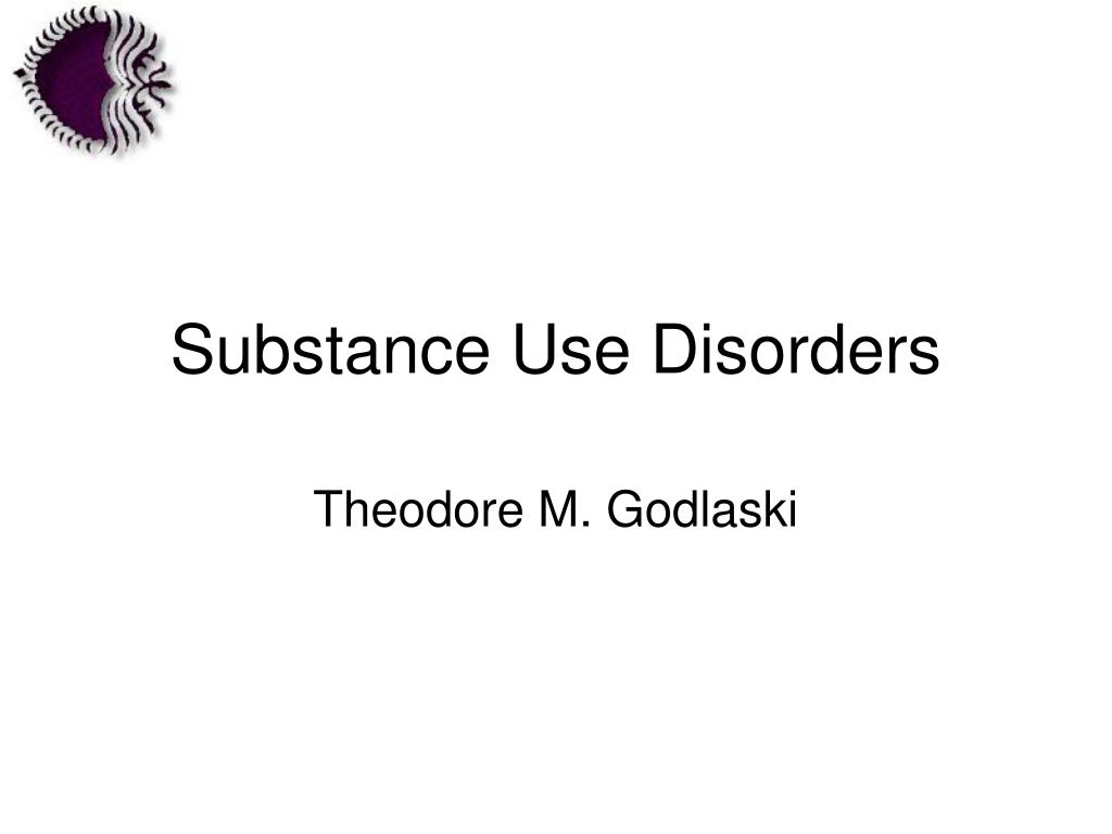 substance use disorders l.