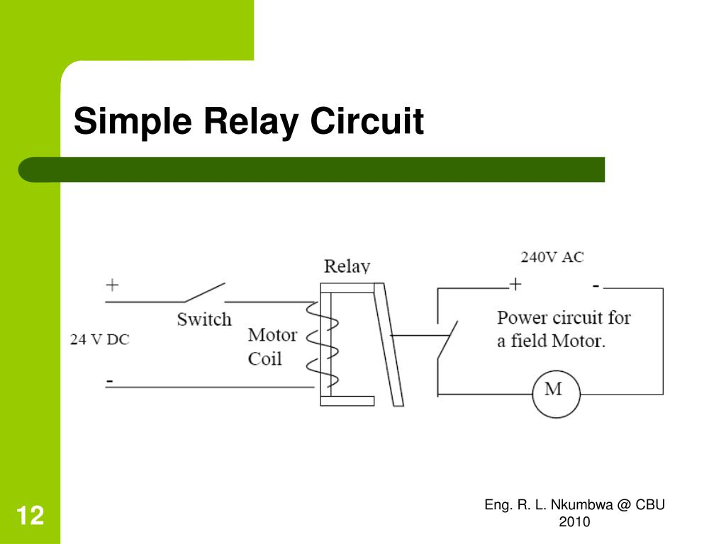 Simple Relay Switching Circuit Great Installation Of Wiring Diagram 8 Pin Control Diagrams Powerflex 4 Sd Socket Transistor Switch Motor