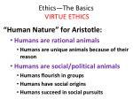 ethics the basics virtue ethics19