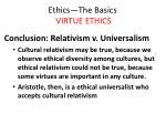 ethics the basics virtue ethics39