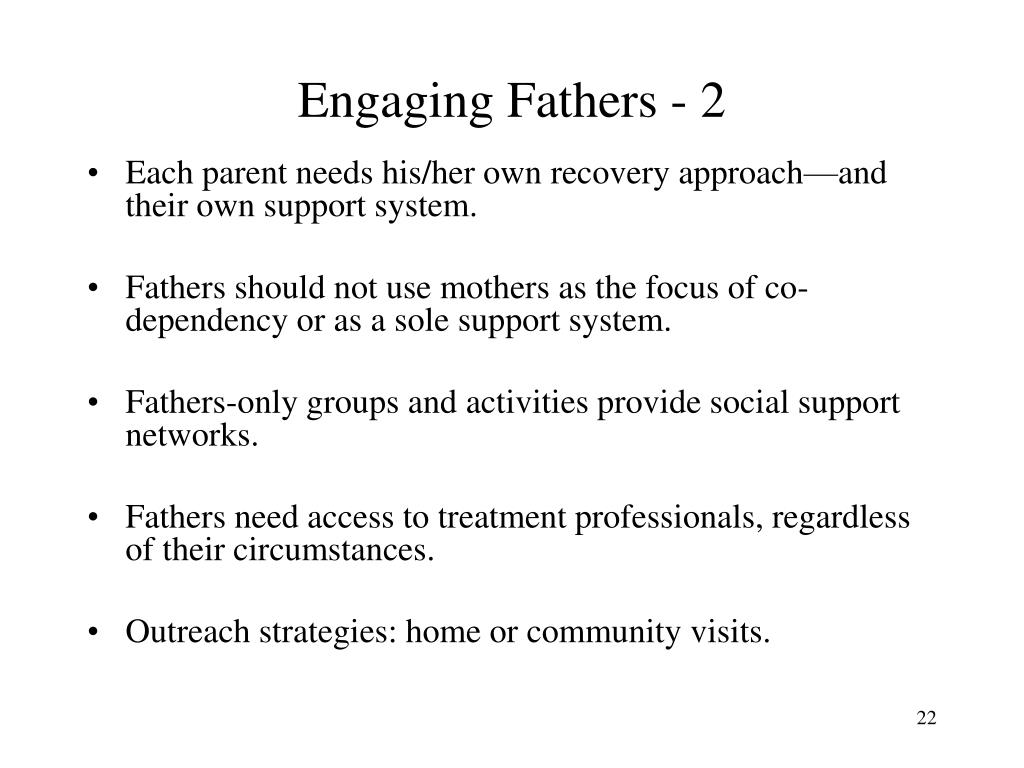 Engaging Fathers - 2