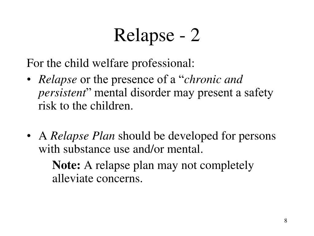Relapse - 2