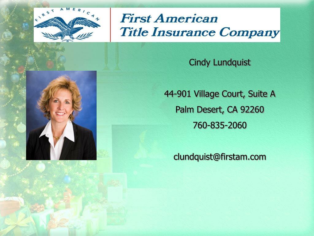 Cindy Lundquist