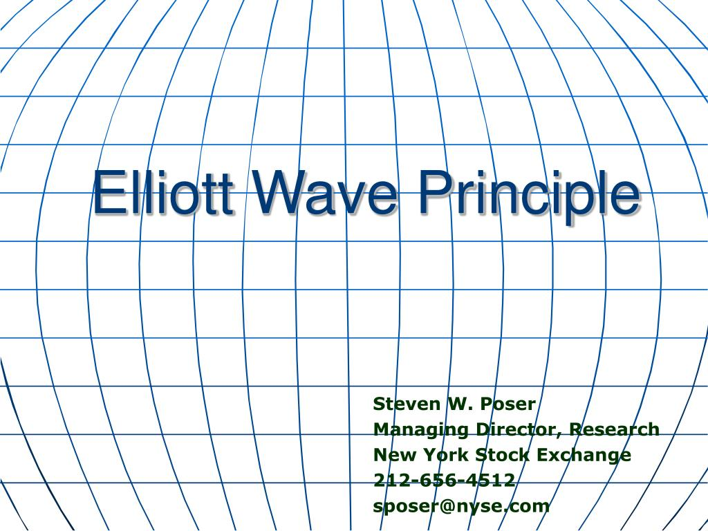 elliott wave principle l.