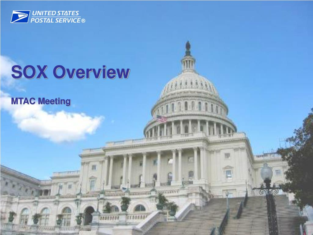 sox overview l.