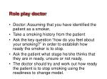 role play doctor