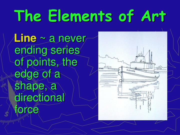 The elements of art3