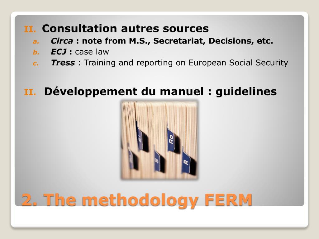 Consultation autres sources