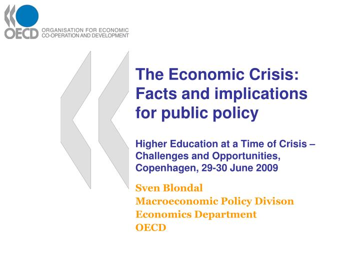 the uncertain future of economic policy and demography Government economic policy, measures by which a government attempts to influence the economythe national budget generally reflects the economic policy of a government, and it is partly through the budget that the government exercises its three principal methods of establishing control: the allocative function, the stabilization function, and the distributive function.