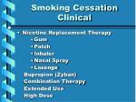 smoking cessation clinical5