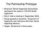 the partnership prototype
