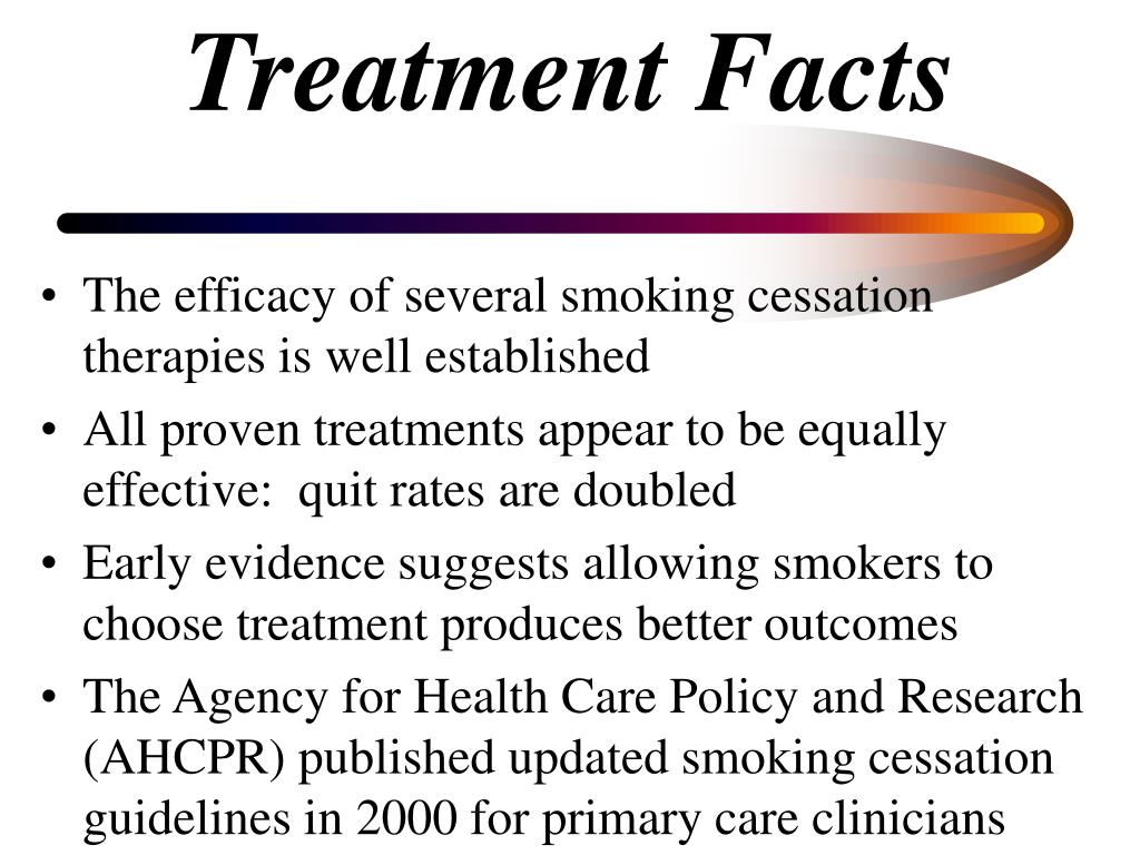 Treatment Facts