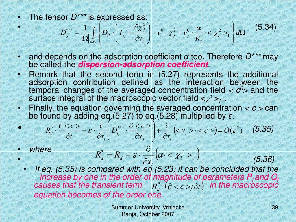 The tensor