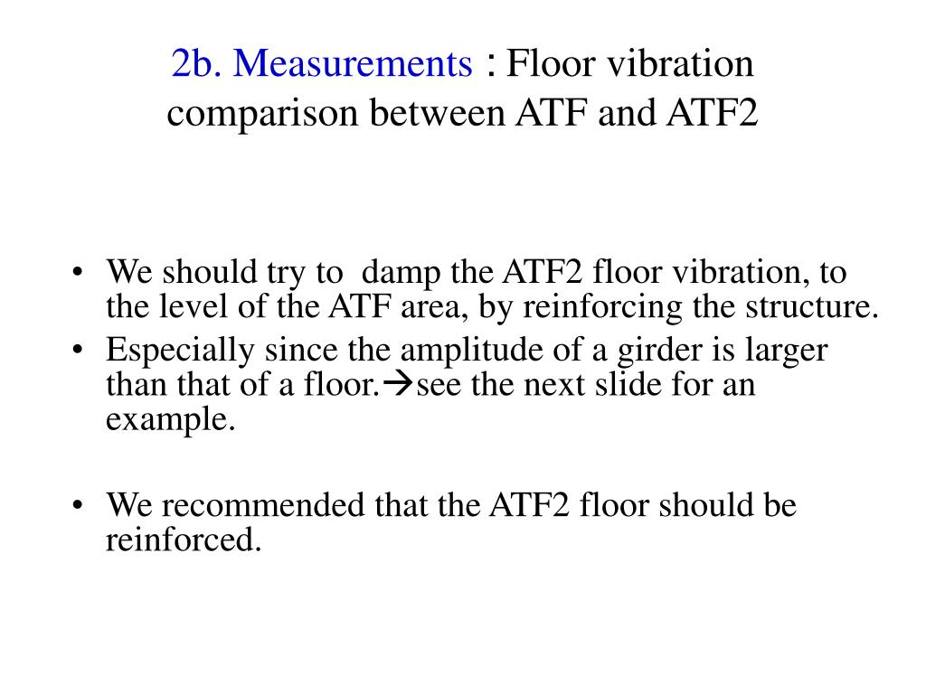 2b. Measurements