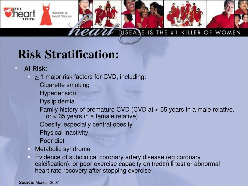 Risk Stratification: