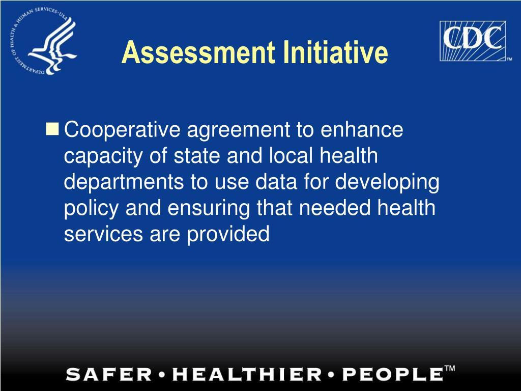 Assessment Initiative