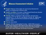 missouri assessment initiative37
