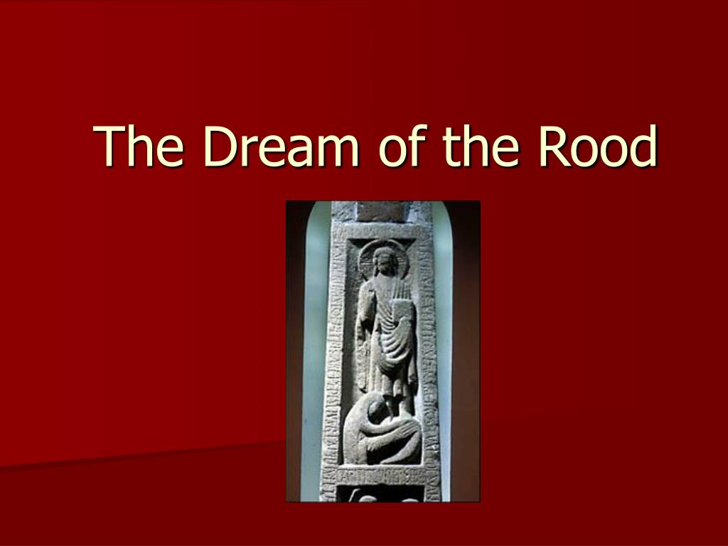 the dream of the rood l.