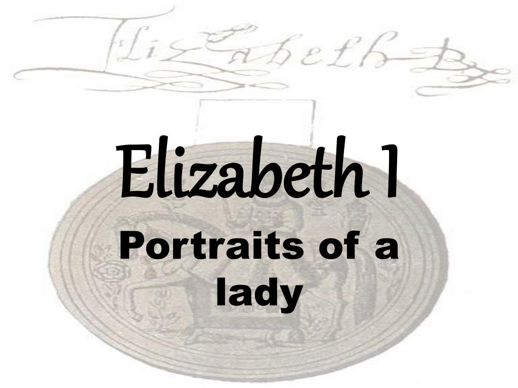 elizabeth i l.
