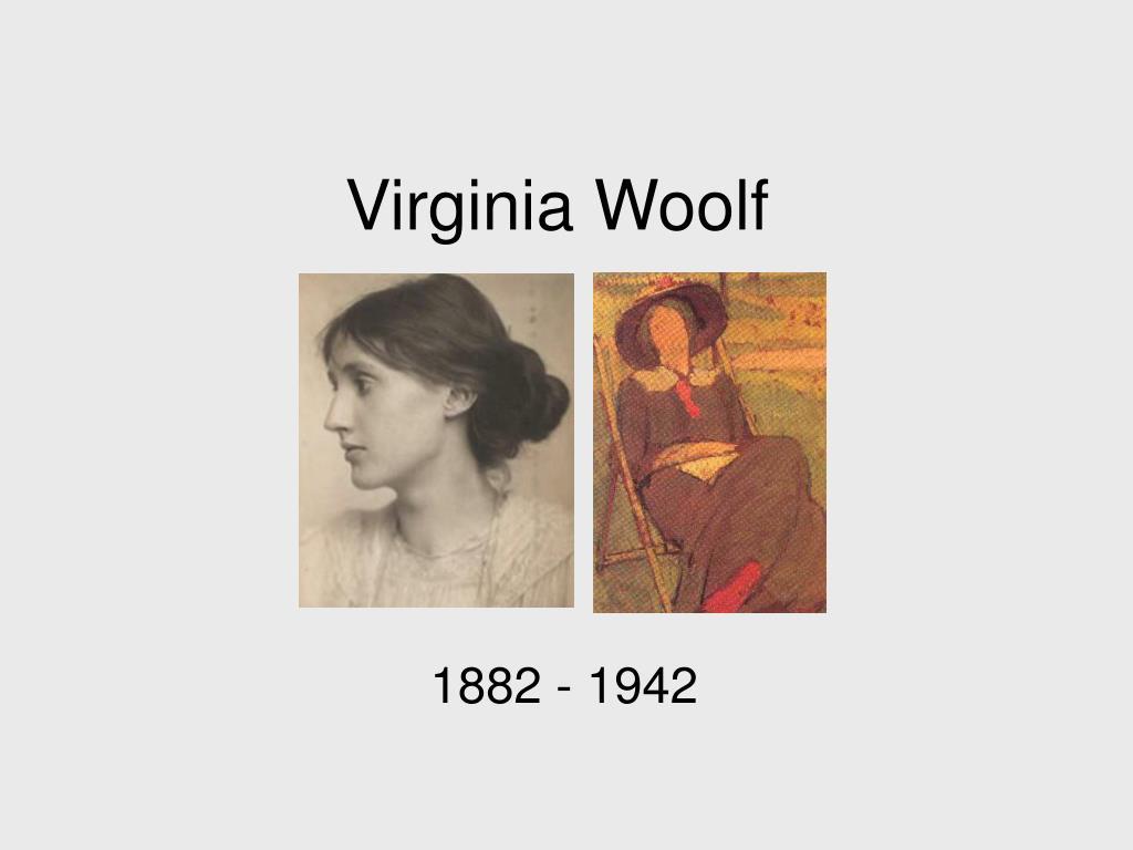 virginia woolf l.