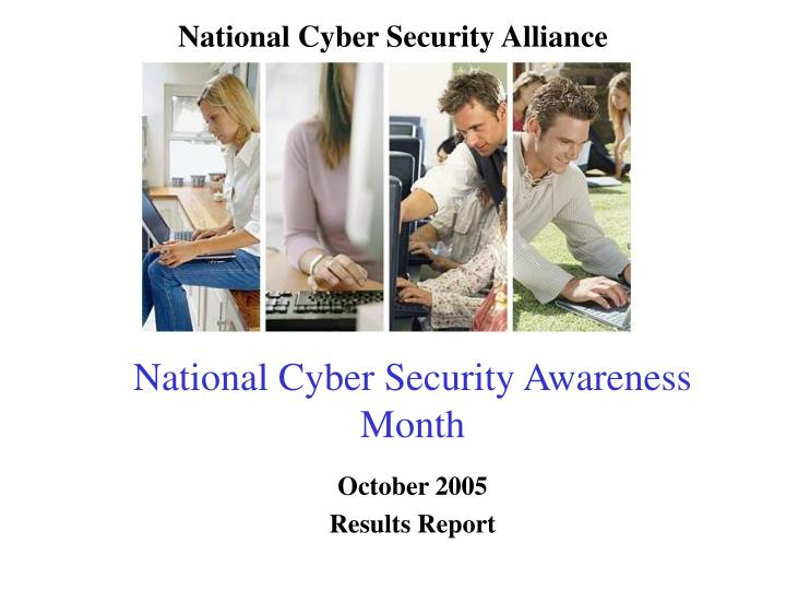 national cyber security awareness month n.