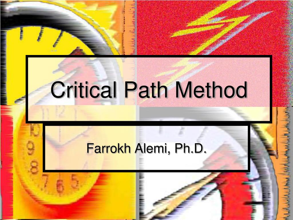 advantages and disadvantages of critical path method What is the difference between the critical path method (cpm) what are the advantages and disadvantages of golden-section search over the newton method.