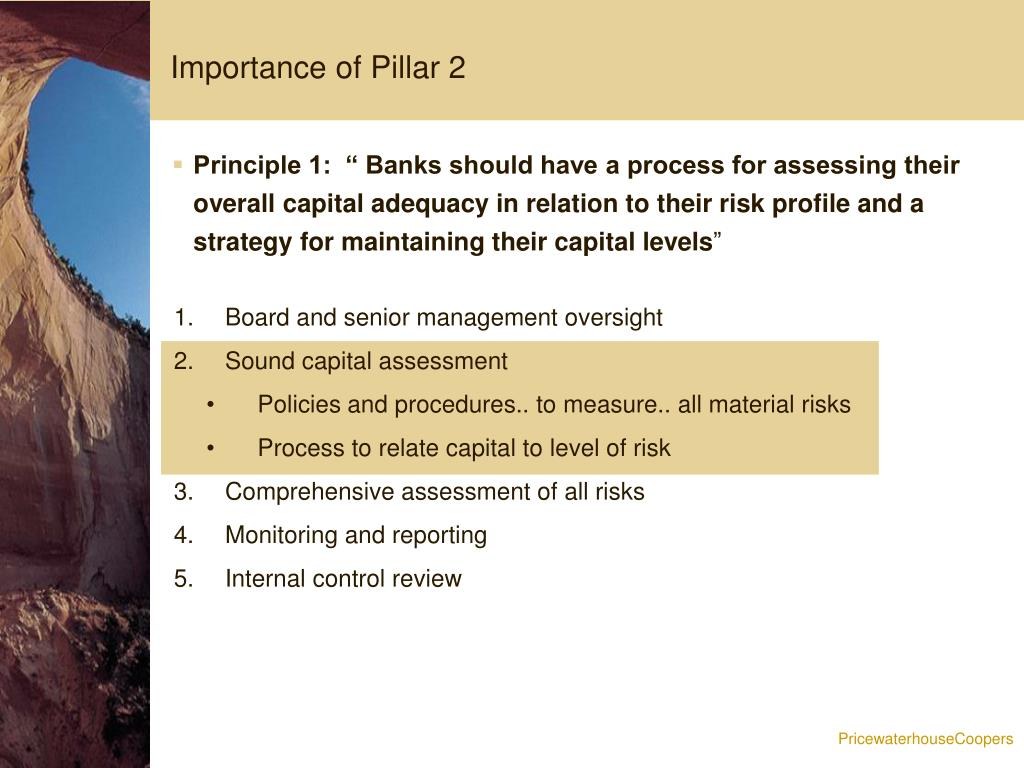 Importance of Pillar 2