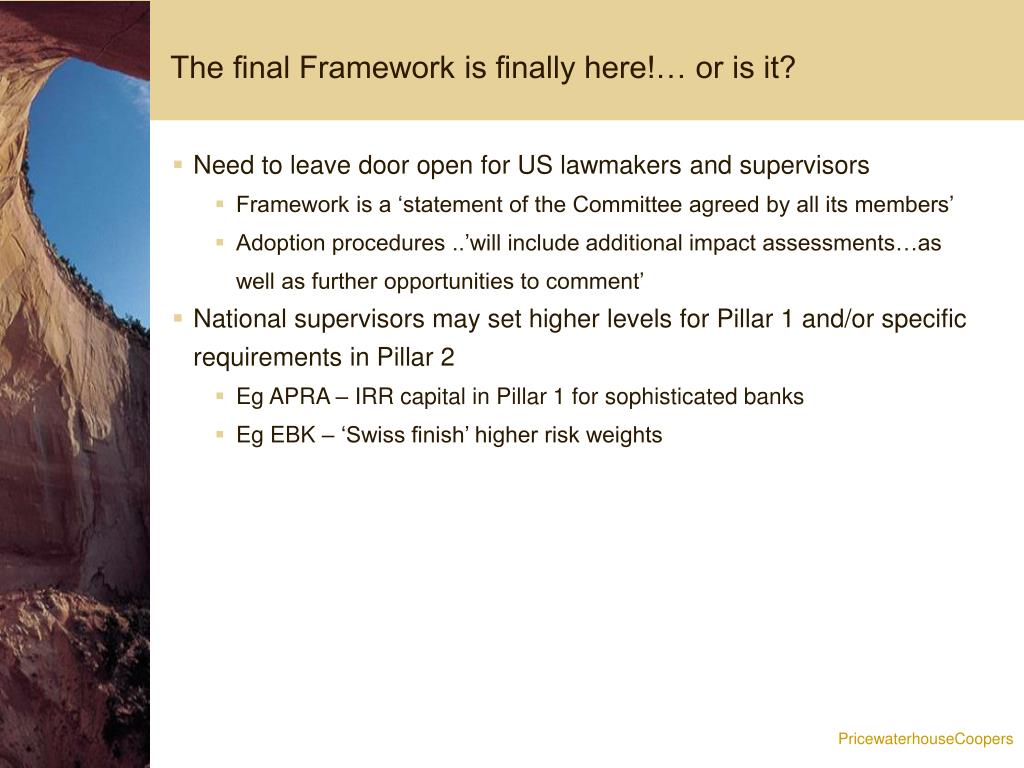 The final Framework is finally here!… or is it?