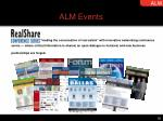 alm events