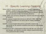 11 specific learning disability20