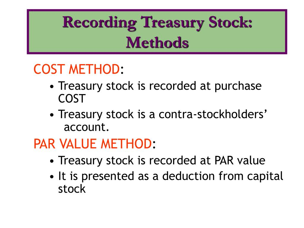 PPT - Chapter 15: Stockholders' Equity PowerPoint Presentation - ID