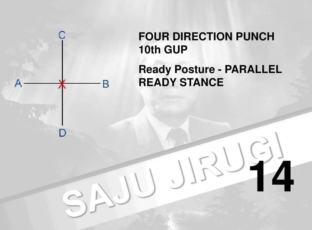 FOUR DIRECTION PUNCH