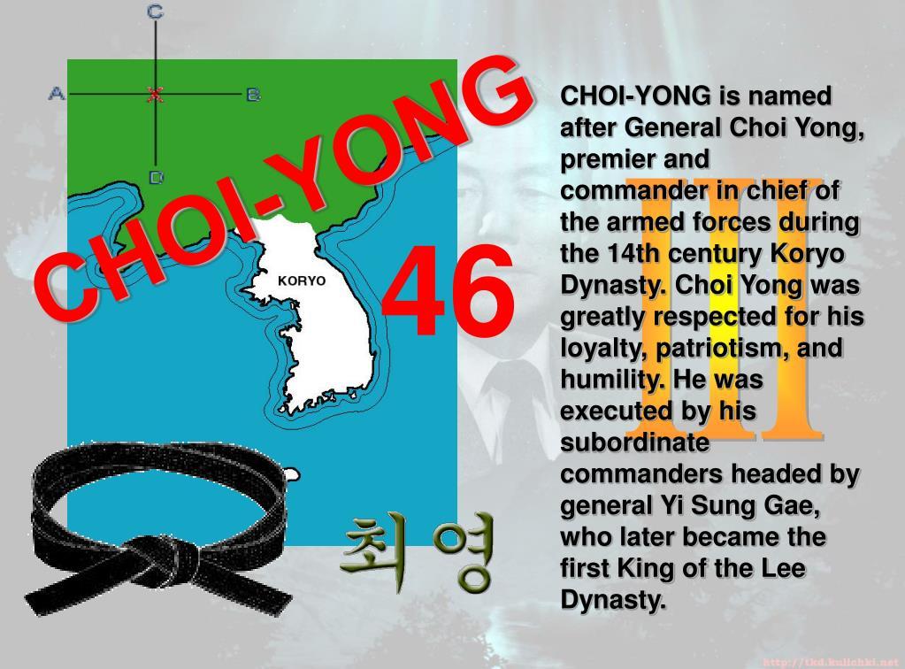 CHOI-YONG