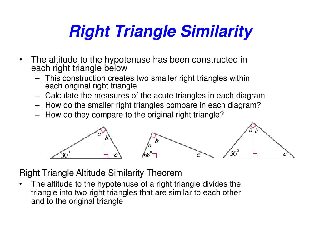 Similarity In Right Triangles Worksheet add and subtract fractions ...