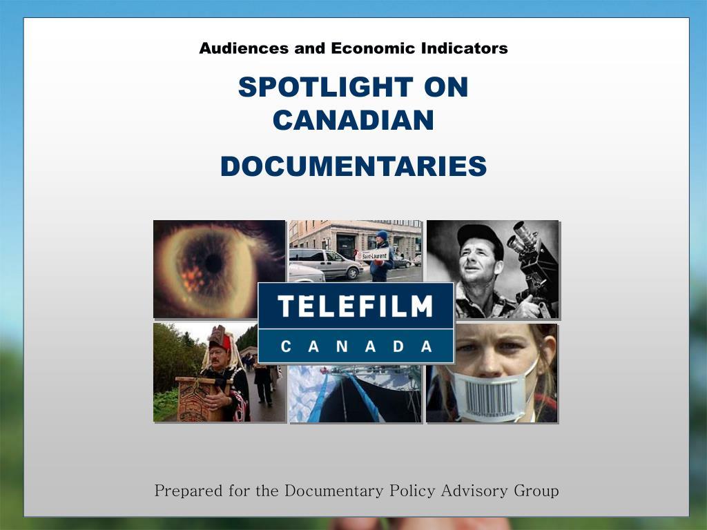 Audiences and Economic Indicators