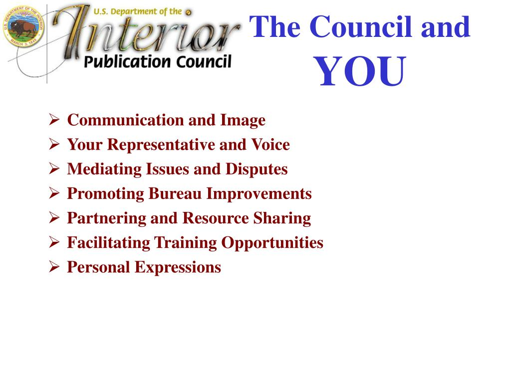 The Council and