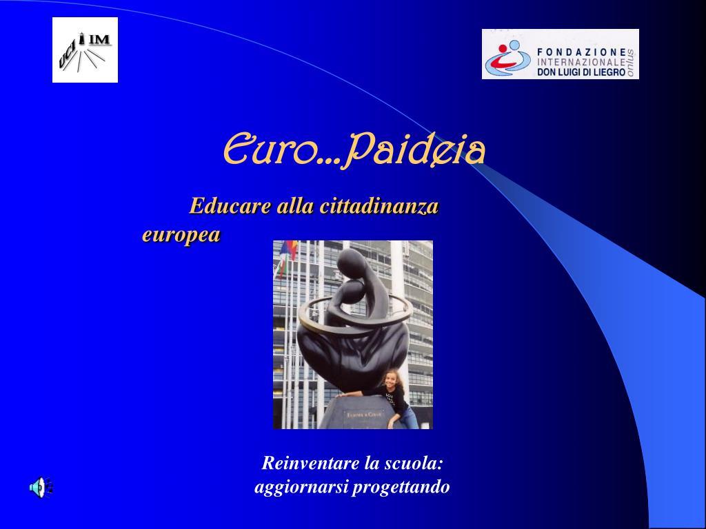 euro paideia l.