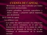 cuenta de capital7