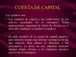 cuenta de capital8