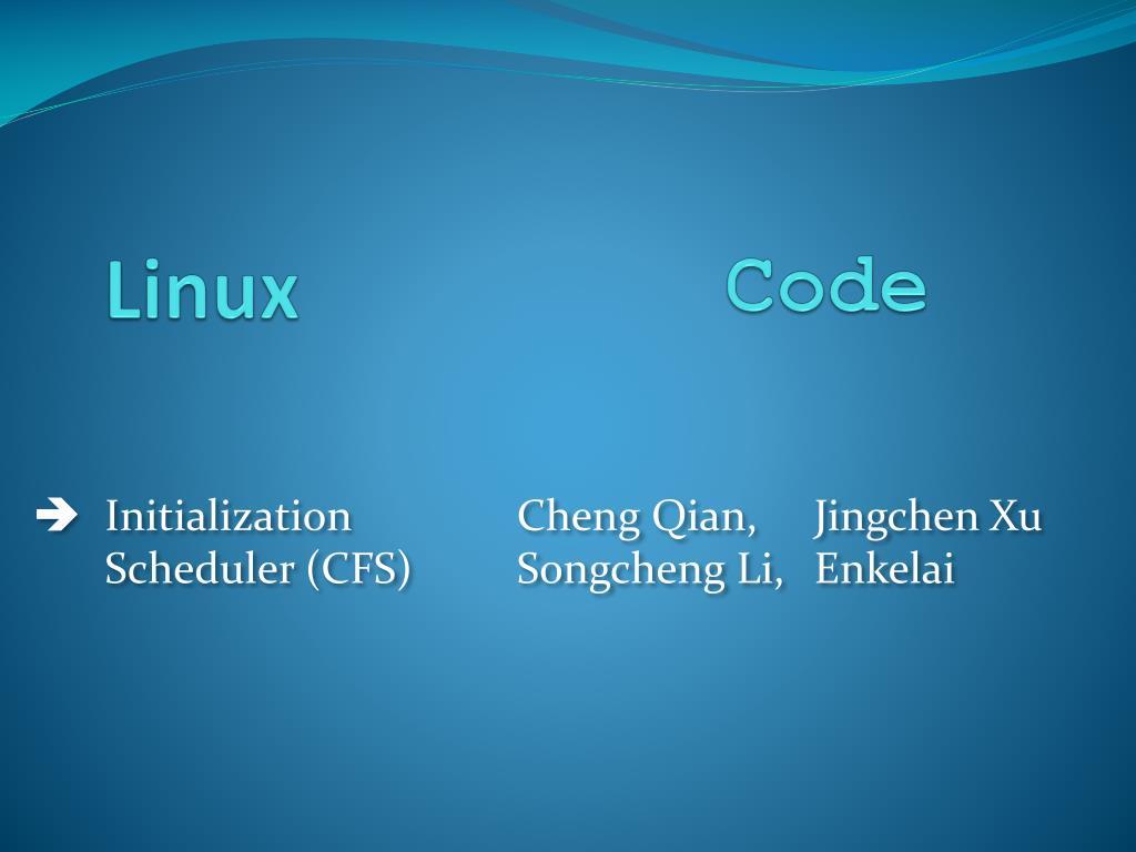 linux l.